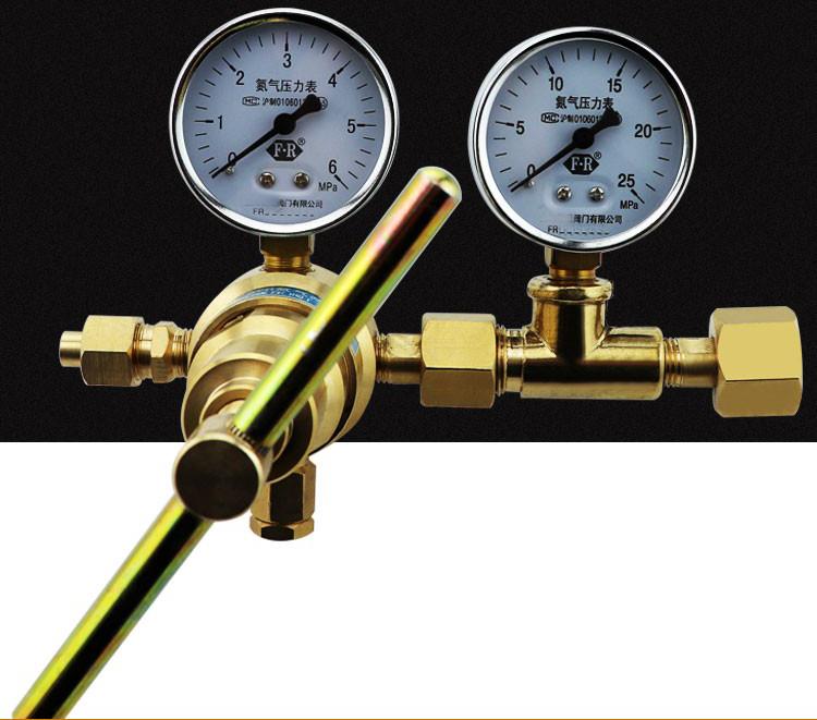 YQY-370氧气减压器