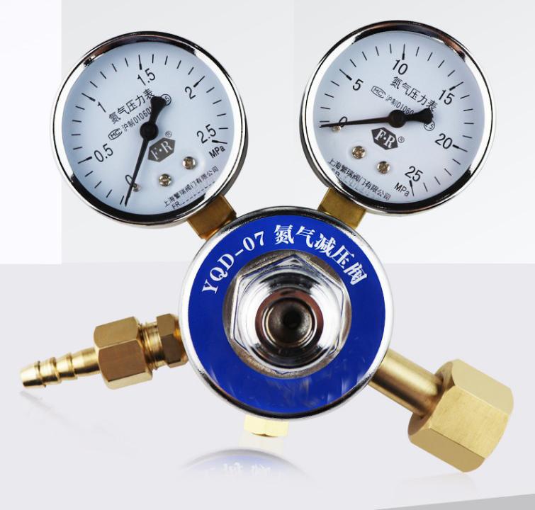 YQD-07(YQD-06)氮气减压器